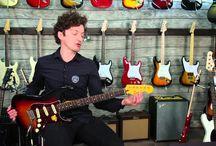 Nasze poradniki / Dobrze grać potrafią tylko ci, którym chce się zrozumieć...  Nasz człowiek od gitar - Daniel opowiada o rodzajach gitar!