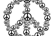 simple Peace symbol / by Lynda YoungBird