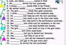 English - Exercises