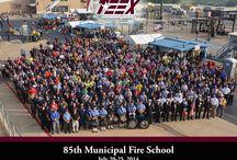 TEEX Annual Fire Training Schools