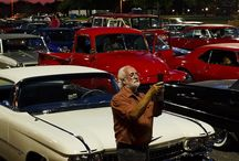 Back to the Bricks / The annual Flint classic car show attracts auto enthusiasts from around the country