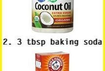 homemade skin products