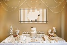 Neutral baby shower! / by Baleigh Hopson