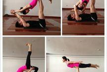 Pair yoga