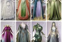 All Things Fantasy / Hair Makeup  Costumes