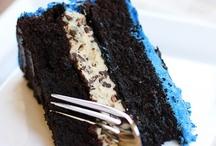 Jaxs 1st Birthday Party- Cookie Monster / by Missy Martinez