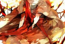 Magi / Hatred will never be erased. The only thing you can do is erase the ones you hate ~Ren Hakuryuu