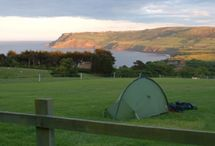 Camping! / Locations, campsites & glamping equipment!