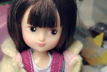Lottie repaint dolls