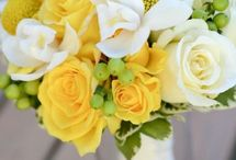 Yellow wedding / by Tricia Brewer