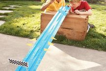 Summer Fun Activities / A big list of exciting and fun activities to keep little ones entertained in the Summer!