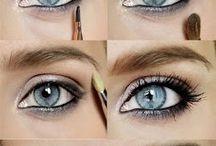 makijaż i pazurki