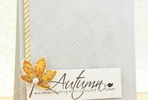 Cards: Autumn