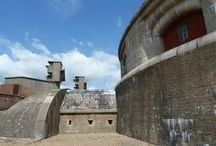 Historic Gems / Five Martello towers, an 18th C. fort and a wonderful collection of churches - Felixstowe offers a rich history and heritage. www.visitfelixstowe.co.uk / by Visit Felixstowe
