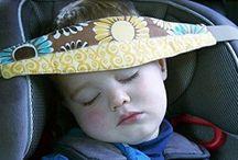 Kindersitz schlafen