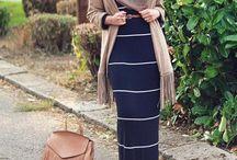 Hijabi street style fashion