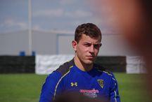 ASM Clermont-Auvergne / Photos des entraînements ou matchs