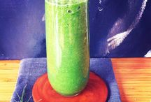 JUICE! / by Heather McClees (The Soulful Spoon)