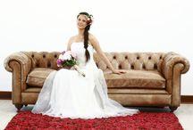 Novias / Maquillaje y Peinado para novias