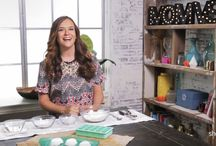 Hecho By You / DIY, Parenting Hacks, Crafting  / by Robyn Moreno Media