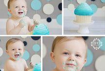 Smash Cake Photography Ideas