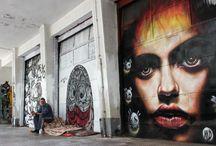 Athens Street Art & Graffiti