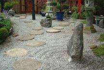 garden/yard / by Rojoco