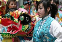 Chinese New Year / Celebrating Chinese New Year - recipes, crafts, art and more!