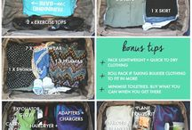 Travel Planning + Packing Advice / The best packing guides and travel planning tips out there! Find more on FjordsAndBeaches.com.  Packing tips, packing tricks, packing advice, carry-on only, how to pack, travel planning, how to plan a trip, holiday planning, finding cheap tickets.