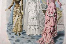 Мода 19 век