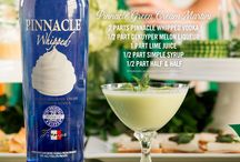 Pinnacle® Luck of the Irish Recipes / Get ready to cheers four leaf clovers and having friends over. Follow these lucky entertaining tips to make your guests feel like they've found a pot of gold.