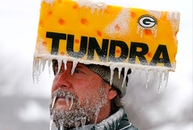Green Bay Packers / What can I say, I'm from Wisconsin and am a die hard Green Bay Packers fan.  Been to Lambeau Field and nothing compares to the excitement and loyalty of the fans. Go Pack Go!!!