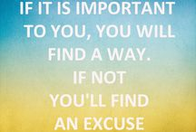 Inspire / Inspirational quotes and sayings.