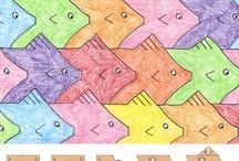Kunst - Ideen: Escher