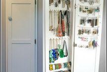 Jewelry cupboard