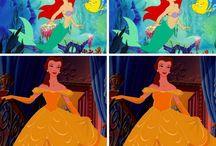 Disney realities