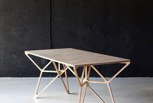 Tables // Mesas