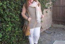 White Denim Outfit Ideas