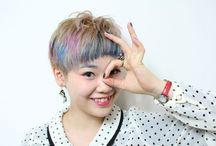 Creative style / creaitive hair