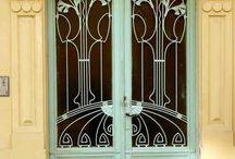 Art Nouveau, Art Deco, Jugend