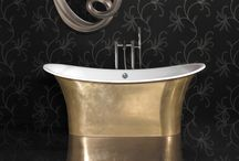 Period Freestanding Baths / Period and vintage style freestanding baths in white, coloured and metallic finishes.