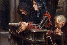 Catholic Paintings
