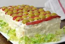 pasteles  de 1 plato