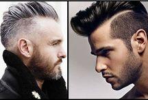 Men's Hairstyles - Αντρικά Κουρέματα! / Τα καλύτερα αντρικά κουρεματα για κάθε σχήμα κεφαλιού και κάθε τύπο άντρα!