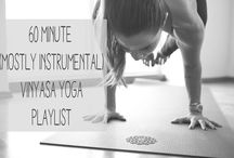 Awesome Yoga Playlists