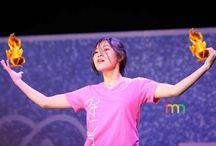 #Avatar48 / Mini sahur game by imajineshon di hari ke-5 puasa. The element benders of JKT48. Together!