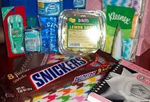 Gift Baskets/ Care Packages / by Sandra Bernard