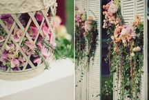 *Venue Flowers* / Ideas of how to dress your wedding venue