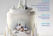 bolos de Natal