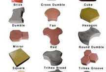 Interlocking Tiles in Delhi / If you are searching best tiles for your house then no need to worry about it because Rktiles have all types of tiles in Gurgaon.